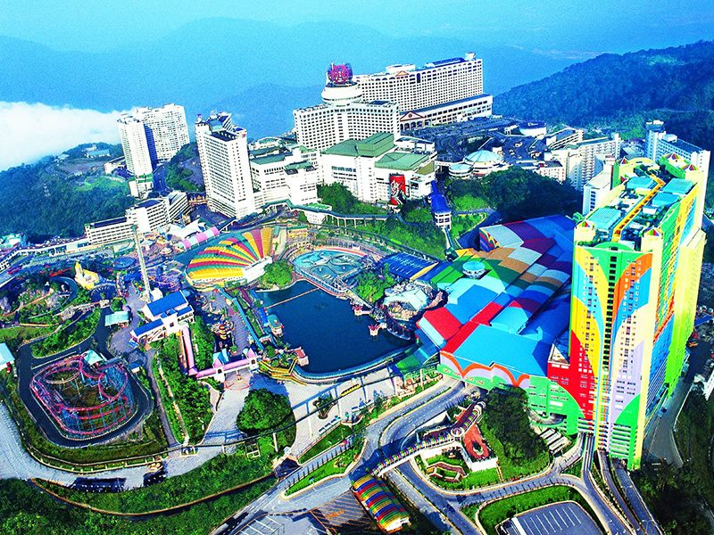 Tour Quảng Ngãi – Singapore – Malaysia
