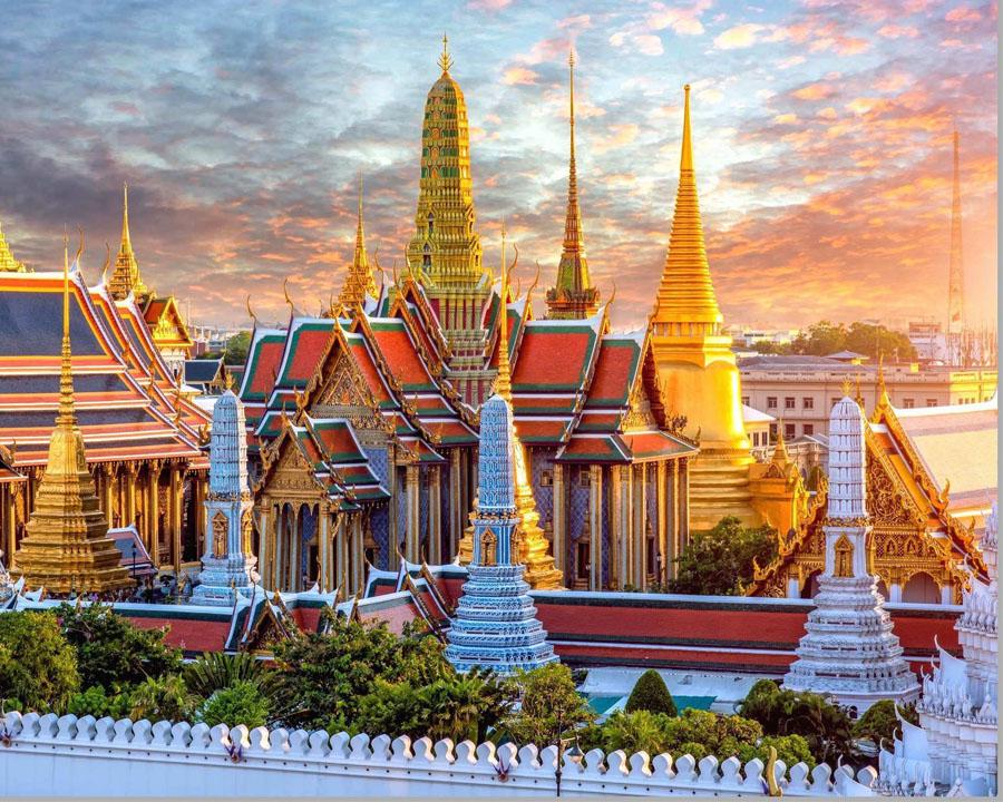 Du Lịch Quảng Ngãi – Thái Lan – 5 ngày 4 đêm