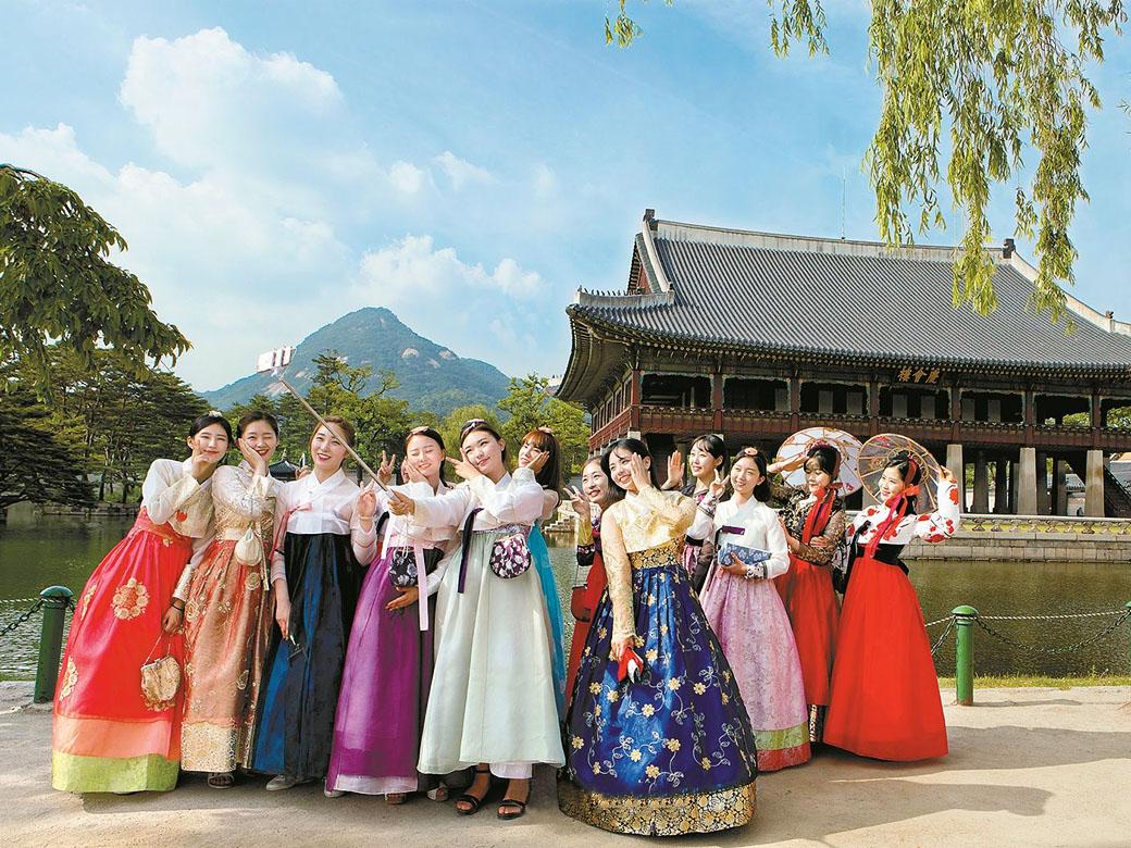 Tour Quảng Ngãi – Hàn Quốc 6 ngày 5 đêm