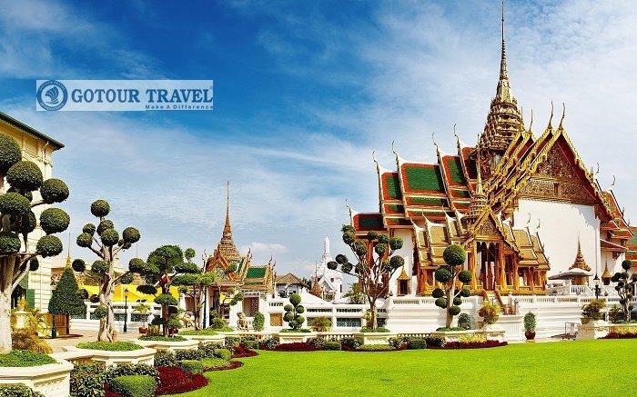 Tour Quảng Ngãi – Thái Lan – 4 ngày 3 đêm